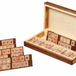 Rummy Set With Wooden Box 12″