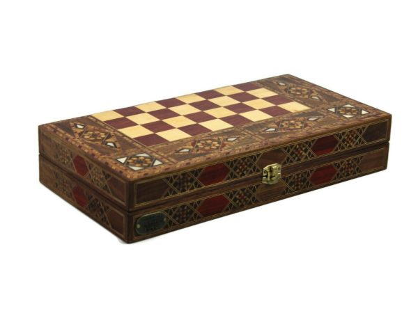 backgammon board premium range novelty
