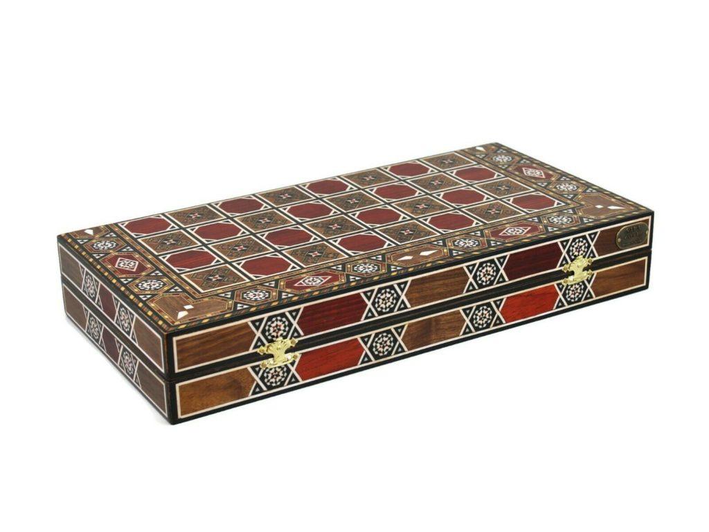 alchemist backgammon set