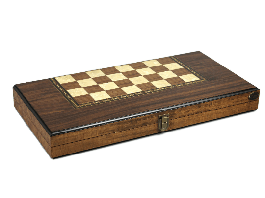 backgammon set luxury