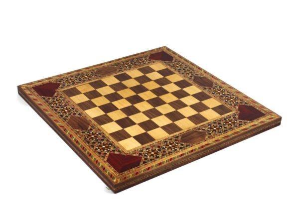 wooden chess board legacy