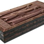 "Classic Range Backgammon Set ""Ancient III""- 20″"