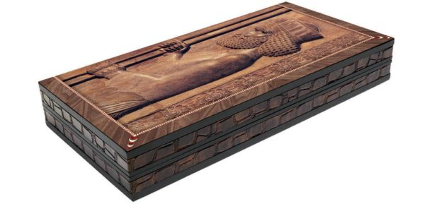 backgammon board ancient I