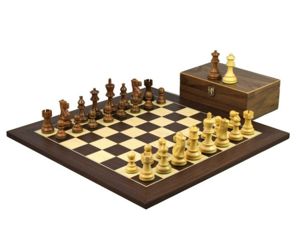 macassar staunton ches set sheesham classic staunton chess pieces