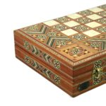 "Premium Range Backgammon Set ""Arizona"" – SOMS11″"