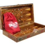 "Premium Range Backgammon Set ""Supreme"" – WW13″"