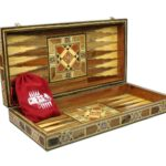 "Premium Range Backgammon Set ""Anarchy"" – SMMM15"