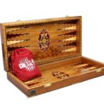 "Premium Range Backgammon Set ""Imperial"" – RM17″"