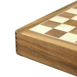 "Original Range Chess Set ""Sheesham Foldable"" – 14″"