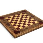 "Premium Range Chess Board ""Origin"" – CRWS13″"