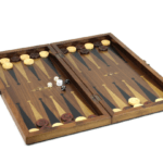 "Luxury Range Helena Backgammon Set ""Urban"" – 20″ 2250"