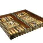 "Premium Range Backgammon Set ""Anarchy""- SMMS12"