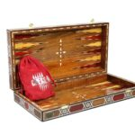 "Premium Range Backgammon Set ""Alchemist"" – RMC17″"