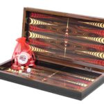 "Classic Range Backgammon Set ""Walnut""- 20″"