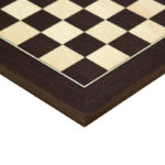 Executive Range Wooden Chess Set Wenge Board 19″ Weighted Classic Staunton Pieces