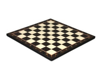 "Classic Range Wooden Flat Chess Board ""Walnut""- 14″"