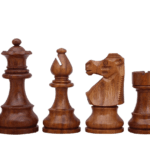 French Lardy Staunton Sheesham Boxwood 2.75″ Chess Pieces