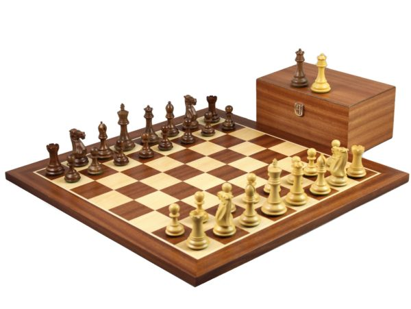 mahogany staunton chess set sheesham professional staunton chess pieces