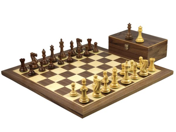 walnut staunton chess set sheesham staunton chess pieces
