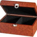 1972 Reykjavik Broadbase Series Staunton Ebonised Boxwood 4″ Chess Pieces With Storage Box