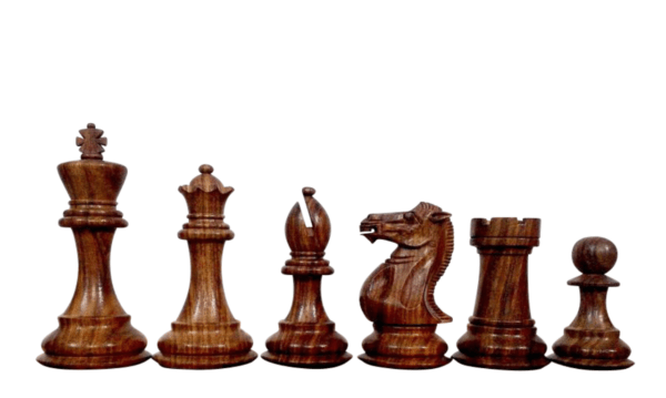sheesham morphy series professional staunton chess pieces
