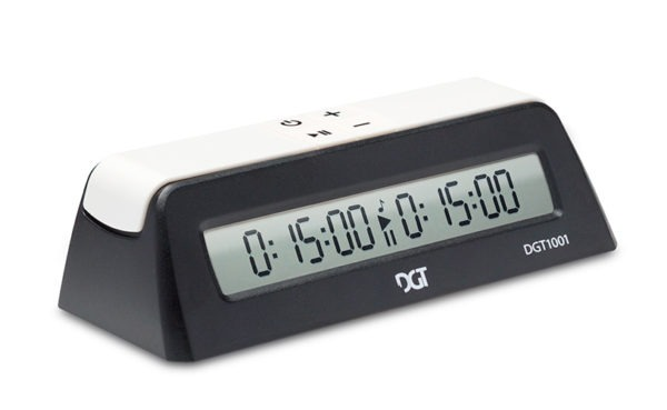 dgt1001 digital chess clock