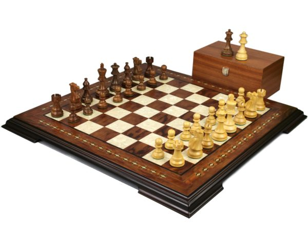 staunton chess set with atlantic classic staunton chess pieces