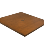 "Premium Range Helena Flat Chess Board ""Walnut Wood""- 20″"
